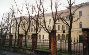 Scuola Primaria di Orzinuovi, edificio storico